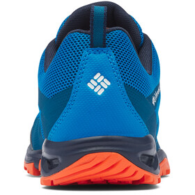 Columbia Vapor Vent Shoes Men pool/red quartz